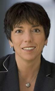 Teóloga alemã Margot Kässmann
