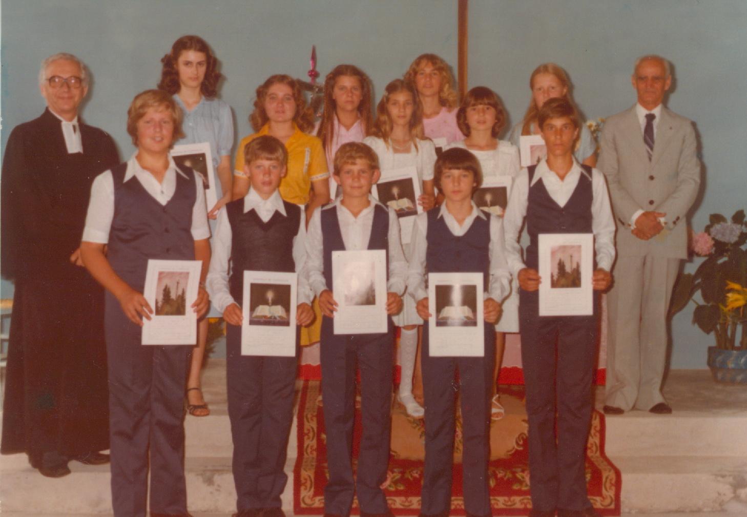 Confirmação 1978